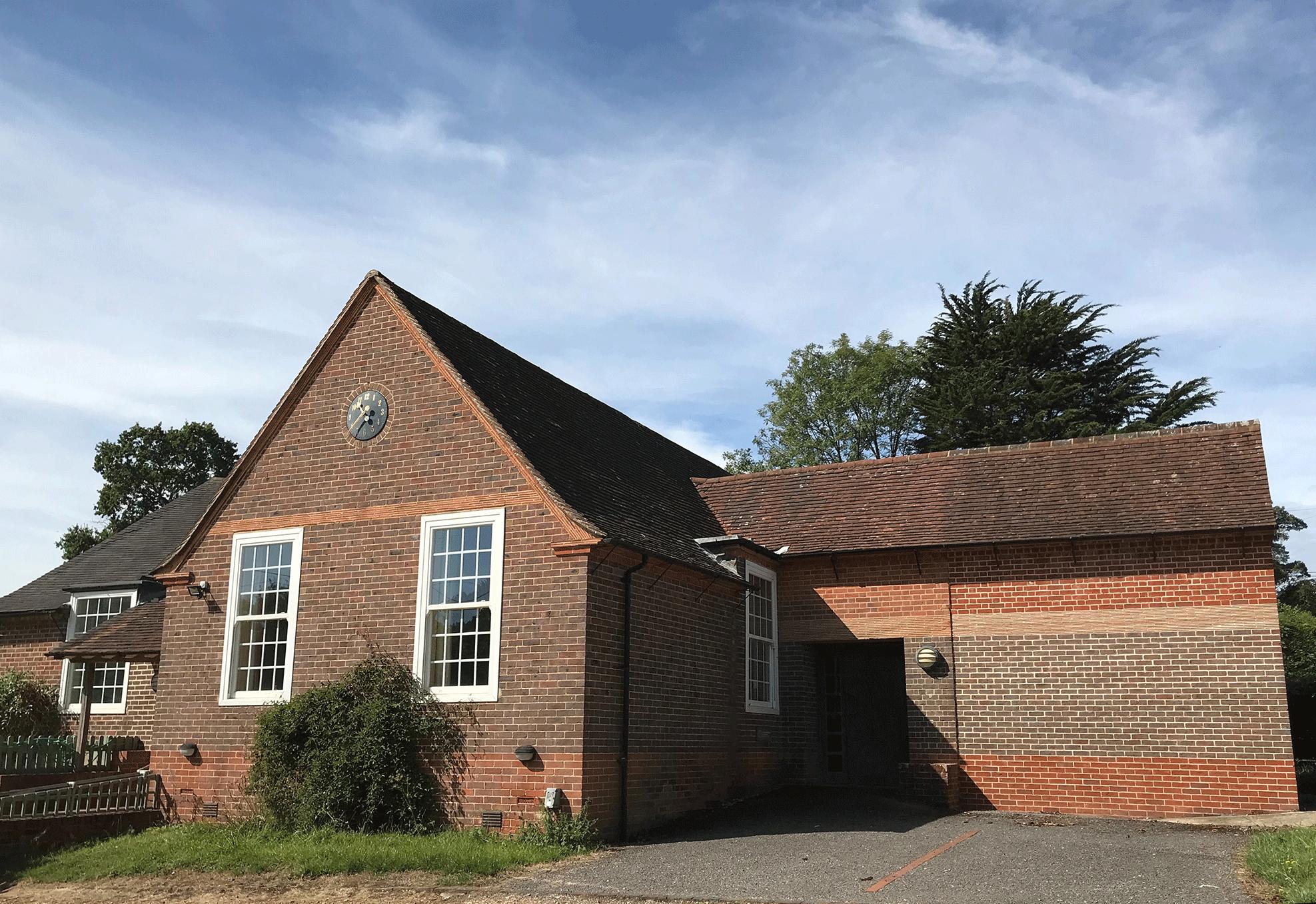 Steep Village Hall