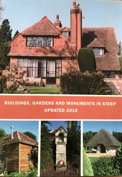Books about Steep, its History and those who have lived in Steep