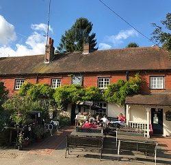 The Harrow Inn, Steep