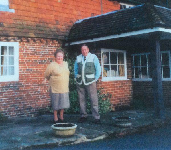 Peter and Anne Winscom
