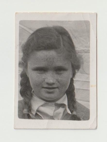 Elizabeth Briemberg née Slater: Memories of Steep in 1940s-50s